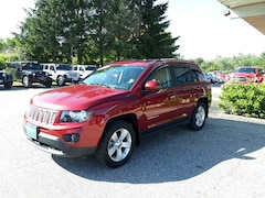 Used 2014 Jeep Compass Latitude SUV 1C4NJDEB7ED816448 for Sale in Rutland, VT at Brileya's Chrysler Jeep