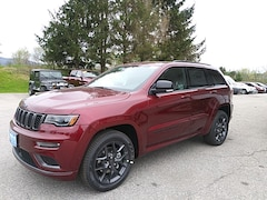 New 2019 Jeep Grand Cherokee LIMITED X 4X4 Sport Utility for sale in Rutland, VT at Brileya's Chrysler Jeep