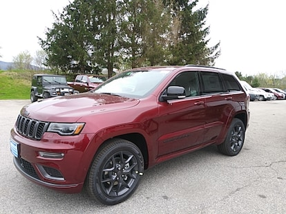 New 2019 Jeep Grand Cherokee Limited X 4x4 For Sale Near Stowe