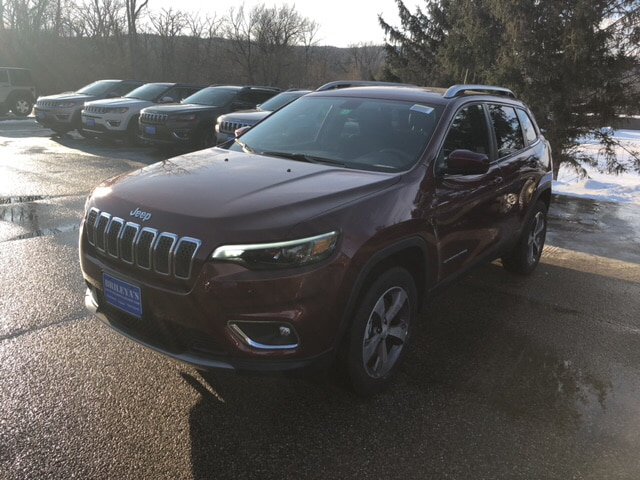 Jeep Cherokee Sport For Sale >> New 2019 Jeep Cherokee Limited 4x4 For Sale Near Stowe And Manchester Vt Stock 7922