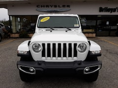 New 2020 Jeep Gladiator OVERLAND 4X4 Crew Cab for sale in Rutland, VT at Brileya's Chrysler Jeep