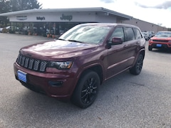 New 2019 Jeep Grand Cherokee ALTITUDE 4X4 Sport Utility 1C4RJFAG8KC558926 for sale in Rutland, VT at Brileya's Chrysler Jeep