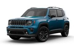 New 2021 Jeep Renegade 80TH ANNIVERSARY 4X4 Sport Utility ZACNJDB10MPM74186 for sale in Rutland, VT at Brileya's Chrysler Jeep