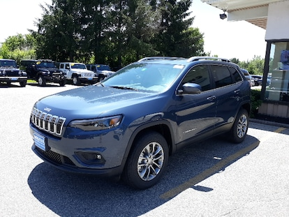 Jeep Cherokee Sport For Sale >> New 2019 Jeep Cherokee Latitude Plus 4x4 For Sale Near Stowe And Manchester Vt Stock 7993