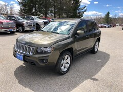 Used 2016 Jeep Compass Latitude SUV 1C4NJDEB0GD542514 for Sale in Rutland, VT at Brileya's Chrysler Jeep