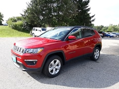 New 2019 Jeep Compass LATITUDE 4X4 Sport Utility 3C4NJDBB0KT818228 for sale in Rutland, VT at Brileya's Chrysler Jeep