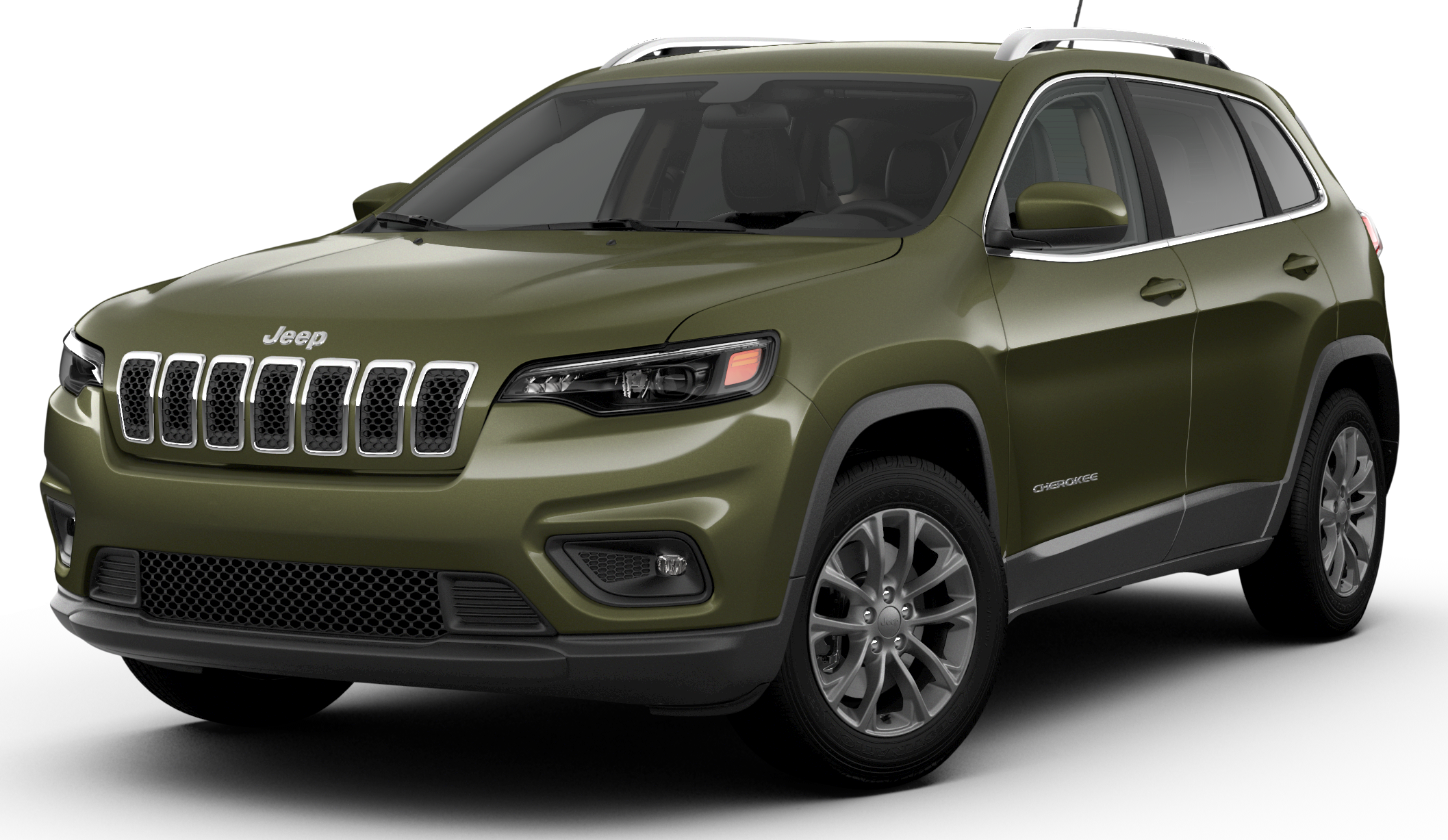 2019 Jeep Cherokee Lattitude Plus