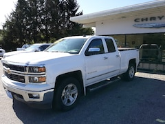 Used 2014 Chevrolet Silverado 1500 LTZ Truck Double Cab for sale in Rutland, VT at Brileya's Chrysler Jeep