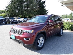 New 2019 Jeep Grand Cherokee LAREDO E 4X4 Sport Utility 1C4RJFAGXKC638342 for sale in Rutland, VT at Brileya's Chrysler Jeep