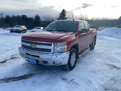 2012 Chevrolet Silverado 1500 LT Truck Extended Cab for Sale in Rutland, VT at Brileya's Chrysler Jeep