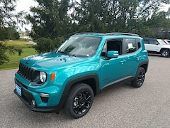 New 2020 Jeep Renegade ALTITUDE 4X4 Sport Utility ZACNJBBB5LPL84513 for sale in Rutland, VT at Brileya's Chrysler Jeep