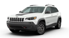 New 2020 Jeep Cherokee TRAILHAWK 4X4 Sport Utility for sale in Rutland, VT at Brileya's Chrysler Jeep
