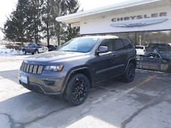 New 2020 Jeep Grand Cherokee ALTITUDE 4X4 Sport Utility 1C4RJFAG0LC299432 for sale in Rutland, VT at Brileya's Chrysler Jeep
