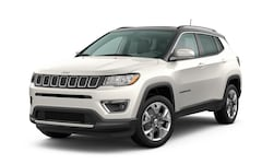 New 2020 Jeep Compass LIMITED 4X4 Sport Utility 3C4NJDCB9LT248570 for sale in Rutland, VT at Brileya's Chrysler Jeep