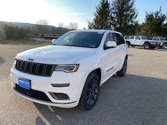 New 2020 Jeep Grand Cherokee HIGH ALTITUDE 4X4 Sport Utility 1C4RJFCG0LC276861 for sale in Rutland, VT at Brileya's Chrysler Jeep