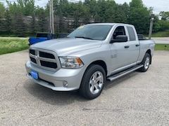 2018 Ram 1500 Express Truck Quad Cab for Sale in Rutland, VT at Brileya's Chrysler Jeep