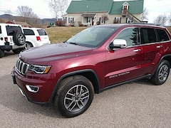2019 Jeep Grand Cherokee Limited SUV 1C4RJFBGXKC773142 for Sale in Rutland, VT at Brileya's Chrysler Jeep