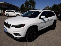 New 2020 Jeep Cherokee ALTITUDE 4X4 Sport Utility 1C4PJMLX5LD502205 for sale in Rutland, VT at Brileya's Chrysler Jeep