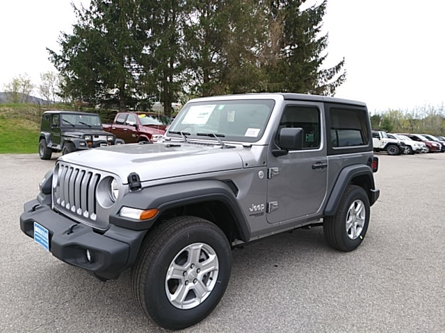 Jeep Wrangler Sport For Sale >> New 2019 Jeep Wrangler Sport S 4x4 For Sale Near Stowe And