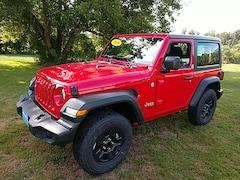 2020 Jeep Wrangler Sport Sport Utility for Sale in Rutland, VT at Brileya's Chrysler Jeep