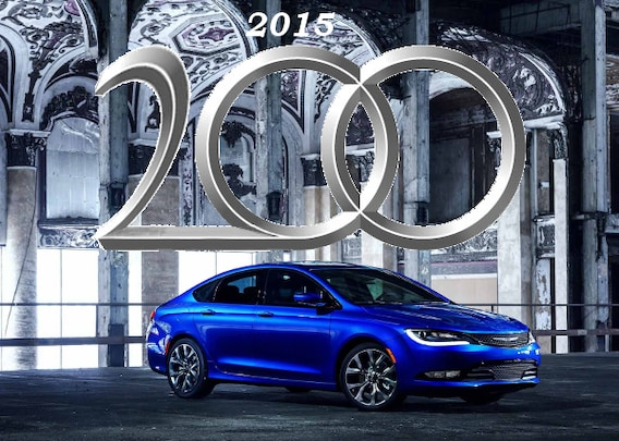 Chrysler 200 Lease >> 2015 Chrysler 200 Lease Specials Brileya S Chrysler Jeep