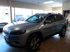 New 2020 Jeep Cherokee LIMITED 4X4 Sport Utility 1C4PJMDX2LD562974 for sale in Rutland, VT at Brileya's Chrysler Jeep