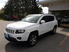 Used 2017 Jeep Compass High Altitude SUV 1C4NJDEB3HD107469 for Sale in Rutland, VT at Brileya's Chrysler Jeep