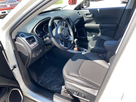 Featured New 2020 Jeep Compass LATITUDE 4X4 Sport Utility for sale in Rutland, VT at Brileya's Chrysler Jeep