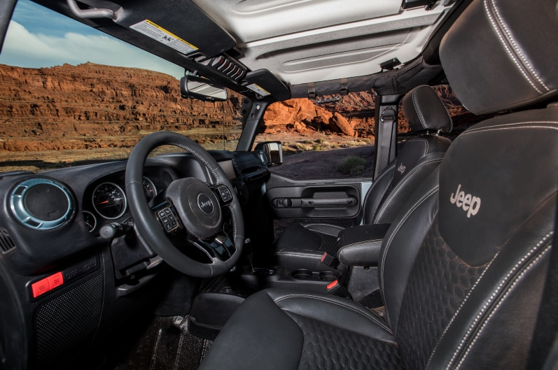 2017 Jeep Wranlger Unlimited