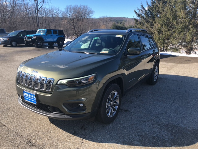 Jeep Cherokee Sport For Sale >> New 2019 Jeep Cherokee Latitude Plus 4x4 For Sale Near Stowe And