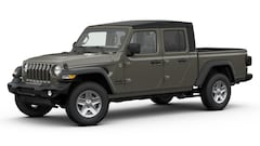 New 2020 Jeep Gladiator SPORT S 4X4 Crew Cab 1C6HJTAG9LL168484 for sale in Rutland, VT at Brileya's Chrysler Jeep
