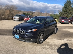 2015 Jeep Cherokee Limited SUV 1C4PJMDSXFW703559 for Sale in Rutland, VT at Brileya's Chrysler Jeep