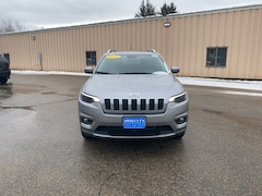 2021 Jeep Cherokee LIMITED 4X4 Sport Utility for Sale in Rutland, VT at Brileya's Chrysler Jeep