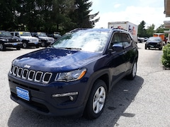 New 2019 Jeep Compass LATITUDE 4X4 Sport Utility 3C4NJDBB2KT792585 for sale in Rutland, VT at Brileya's Chrysler Jeep