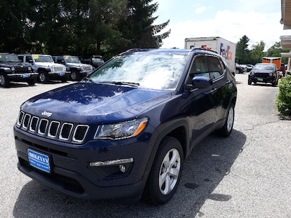 New 2019 Jeep Compass Latitude 4x4 For Sale Near Stowe And Manchester Vt Stock 7981