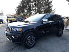 New 2020 Jeep Grand Cherokee LIMITED 4X4 Sport Utility 1C4RJFBG5LC135057 for sale in Rutland, VT at Brileya's Chrysler Jeep