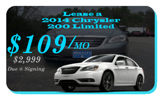 Chrysler 200 Lease >> 2014 Chrysler 200 Lease Special Brileya S Chrysler Jeep
