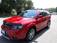 Used 2017 Dodge Journey GT SUV for sale in Rutland, VT at Brileya's Chrysler Jeep