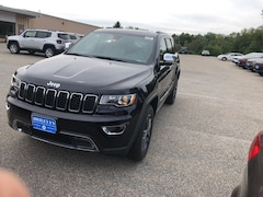 New 2018 Jeep Grand Cherokee LIMITED 4X4 Sport Utility 1C4RJFBG1JC479529 for sale in Rutland, VT at Brileya's Chrysler Jeep