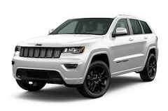 New 2020 Jeep Grand Cherokee ALTITUDE 4X4 Sport Utility 1C4RJFAG6LC168604 for sale in Rutland, VT at Brileya's Chrysler Jeep