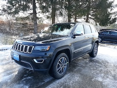 New 2020 Jeep Grand Cherokee LIMITED 4X4 Sport Utility 1C4RJFBG8LC251322 for sale in Rutland, VT at Brileya's Chrysler Jeep