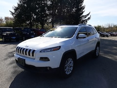 2018 Jeep Cherokee Latitude Plus SUV 1C4PJMLX9JD581049 for Sale in Rutland, VT at Brileya's Chrysler Jeep