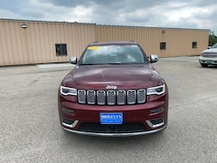 New 2020 Jeep Grand Cherokee SUMMIT 4X4 Sport Utility 1C4RJFJT1LC278019 for sale in Rutland, VT at Brileya's Chrysler Jeep