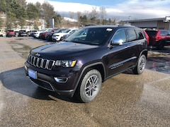 New 2019 Jeep Grand Cherokee LIMITED 4X4 Sport Utility 1C4RJFBG1KC638387 for sale in Rutland, VT at Brileya's Chrysler Jeep
