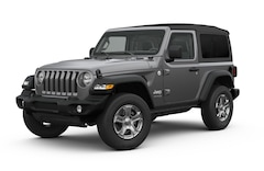 New 2019 Jeep Wrangler SPORT S 4X4 Sport Utility 1C4GJXAG5KW534353 for sale in Rutland, VT at Brileya's Chrysler Jeep
