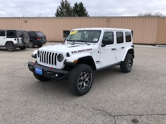 New 2020 Jeep Wrangler UNLIMITED RUBICON 4X4 Sport Utility 1C4HJXFG3LW251934 for sale in Rutland, VT at Brileya's Chrysler Jeep