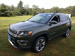 2020 Jeep Compass LIMITED 4X4 Sport Utility for Sale in Rutland, VT at Brileya's Chrysler Jeep