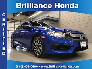 2016 Honda Civic Coupe LX CVT LX