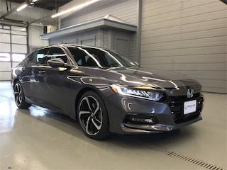 2020 Honda Accord Sport 1.5T Sport 1.5T CVT