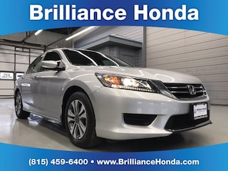 2013 Honda Accord Sedan LX I4 CVT LX